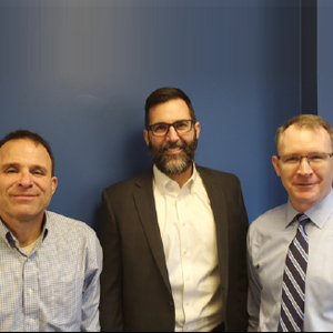 Jason Figley, Founding Partner, Ryan Brewer and Brent C. Duckworth, , Iron Vine Security