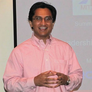 Mamoon Yunus, CEO, Forum systems