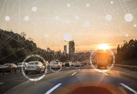 Resolving Challenges in Traffic Management with Intelligent Transport Technology