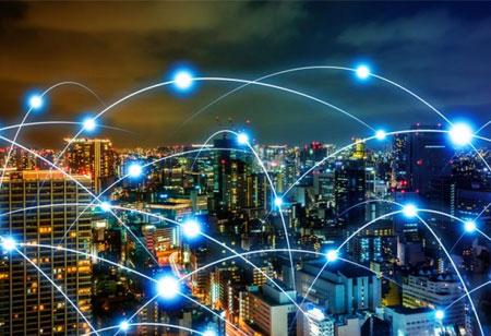 Smart Cities: Connected through 5G