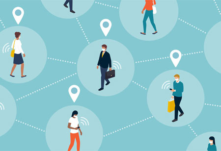 What are the Effects of Emerging Tech in Monitoring Social Distancing?