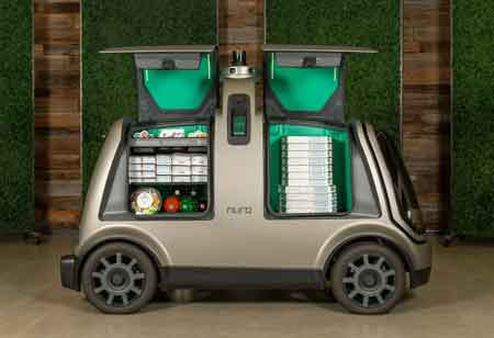 Will Autonomous Delivery Vehicles Continue Gaining Popularity in New York?