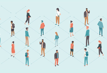 How AI-Powered Solutions Help Monitor Social Distancing and Contact Tracing?