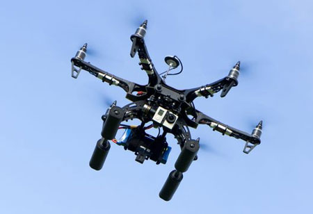 How Drones have become a Necessity for the Law Enforcement Officers