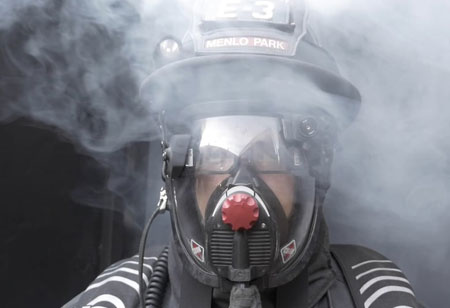 AR Firefighter Masks Revolutionizing the Fire Department
