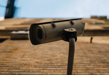 New Security Camera: Prevention is Better than Loss