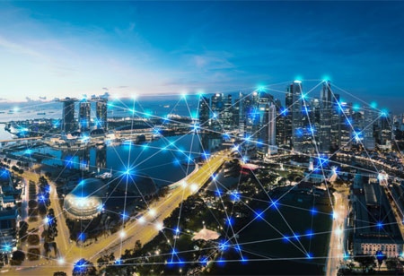 Smart Cities: Nurtures a Healthier Way of Life for its Citizens