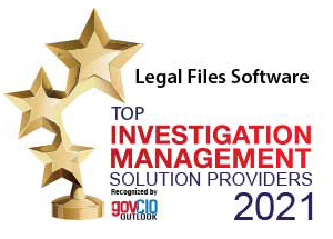 Top 10 Investigation Management Solution Companies - 2021