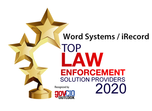 Top 10 Law Enforcement Solution Companies - 2020
