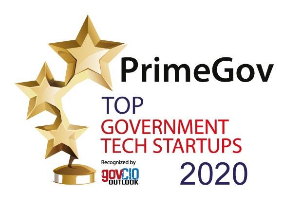 Top 10 Govt Tech Startups - 2020
