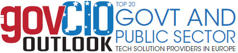 Top 20 Govt and Public Sector Tech Solution Companies in Europe - 2019