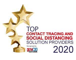 Top 10 Contact Tracing and Social Distancing Solution Companies - 2020