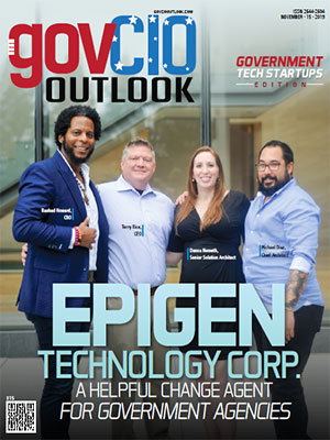 Epigen Technology Corp.: A Helpful Change Agent  For Government Agencies