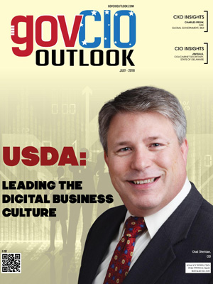 USDA: Leading the Digital Business Culture