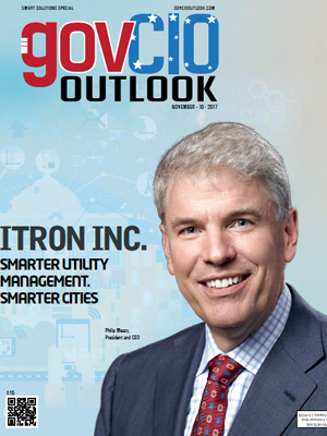 ITRON INC.: Smarter Utility Management. Smarter Cities