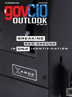 Ande Breaking New Ground in DNA Identification