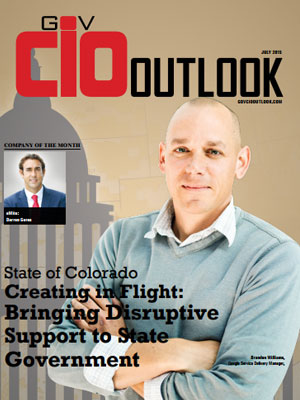 State of Colorado Creating in Flight: Bringing Disruptive Support to State Government