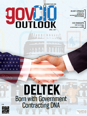 Deltek: Born with Government Contracting DNA