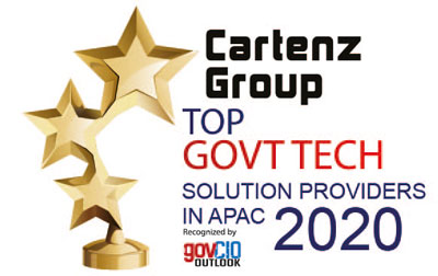 Top 10 Govt Tech Solution Companies in APAC - 2020