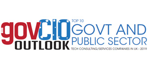 Top 10 Govt and Public Sector Tech Consulting/Services Companies in the UK - 2019