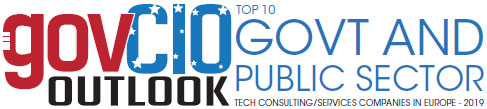 Top 10 Govt and Public Sector Tech Consulting/Services Companies in Europe - 2019